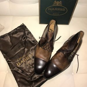 Other - Italy Leather Boots (Harris)